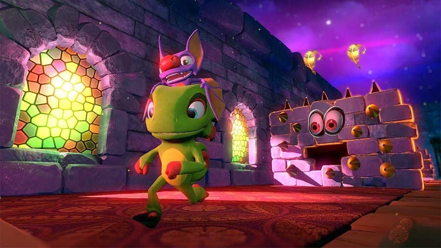 Yooka-Laylee Play Coin Location Guide