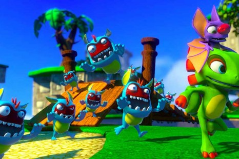Yooka-Laylee Review – A New Game For An Older Generation