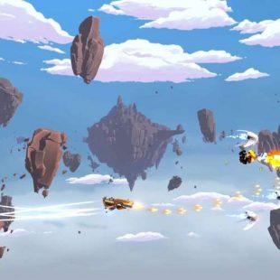 Shmup-Action RPG Hybrid Drifting Lands Gets New Trailer