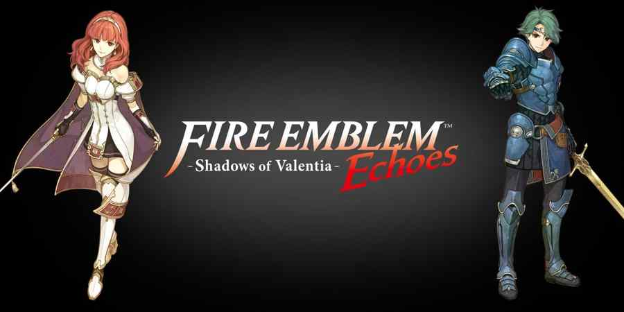 Fire Emblem Echoes Rare And Powerful Weapon Location Guide