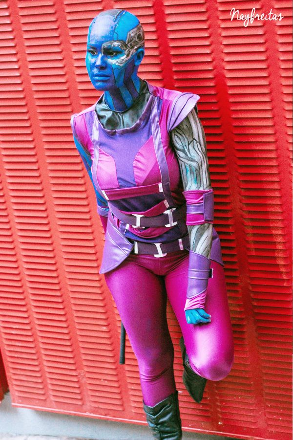 guardians nebula cosplay - photo #25