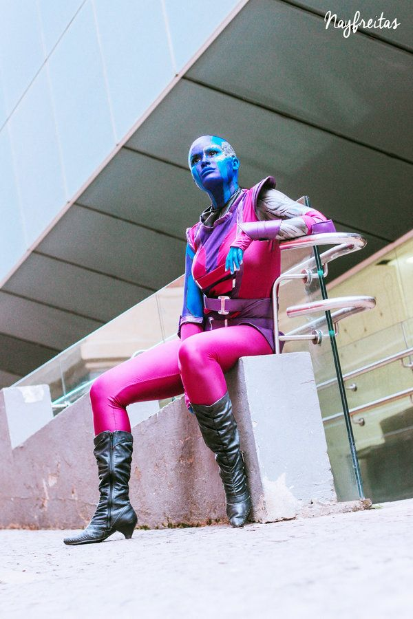 guardians nebula cosplay - photo #21