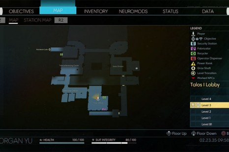 How To Get A Map In Prey