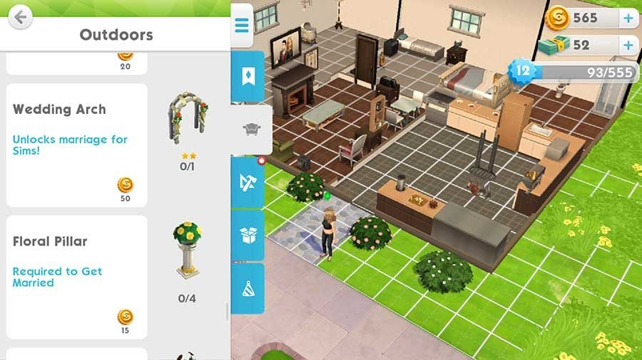 How To Get Married In The Sims Mobile - What You Need