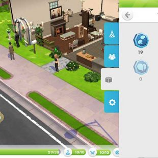 How To Get Tokens (Blue Icons) In The Sims Mobile