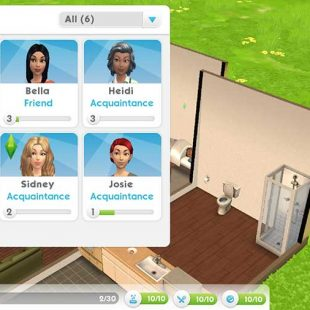 How To Increase Friendship & Relationships In The Sims Mobile