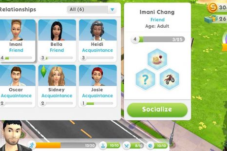 mod the sims mobile