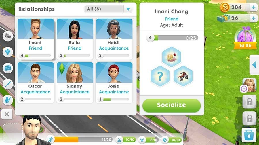 How To Invite Friends Over In The Sims Mobile