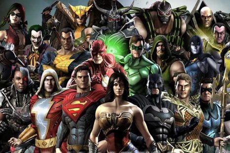 Injustice 2 – Side With Batman Or Superman