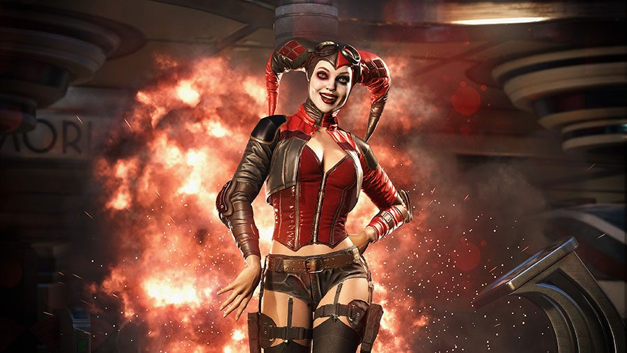 Injustice 2 Story Rewards Guide