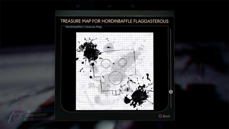 Investigate Hordinbaffles Map