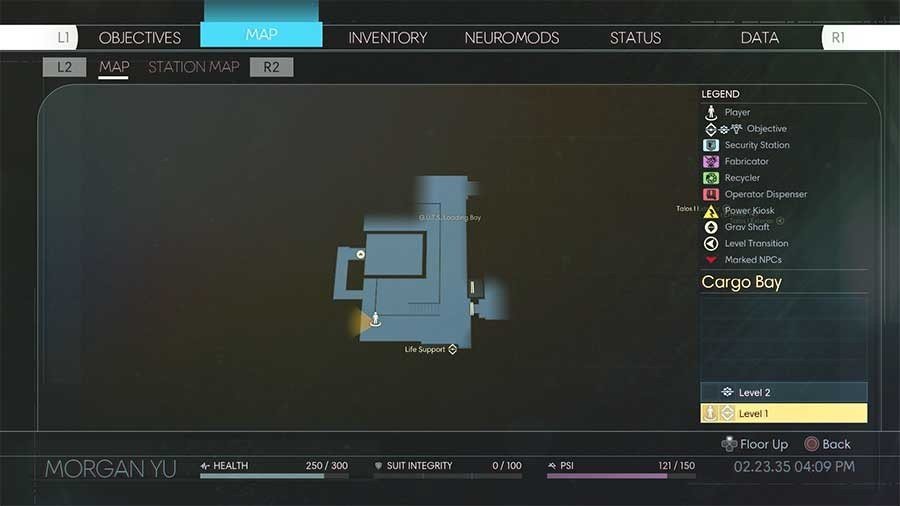 Investigate Rosalyns Map Solution