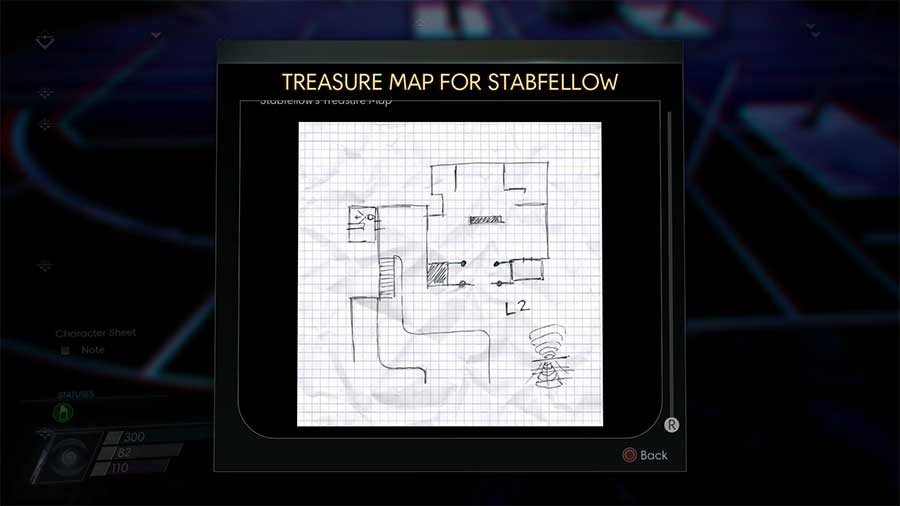 Investigate Stabfellows Map