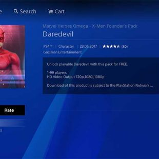 Marvel Heroes Omega – How To Get Daredevil Free On PlayStation 4
