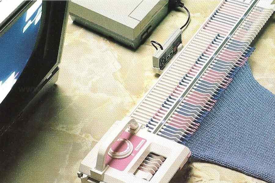 Nintendo Sewing Machine
