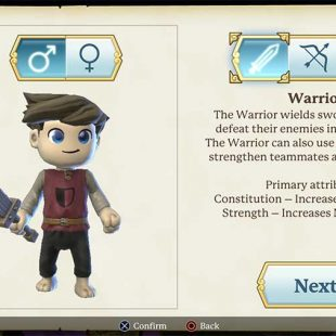 Portal Knights Class & Traits Guide
