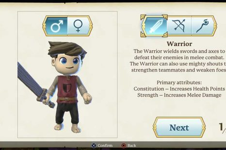 Portal Knights Class & Traits Guide