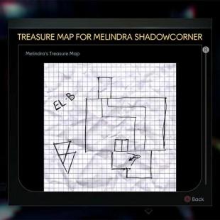 Prey Treasure Hunt Map Guide