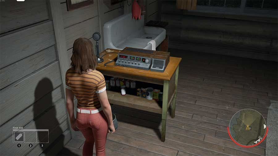 Radio For Tommy Jarvis