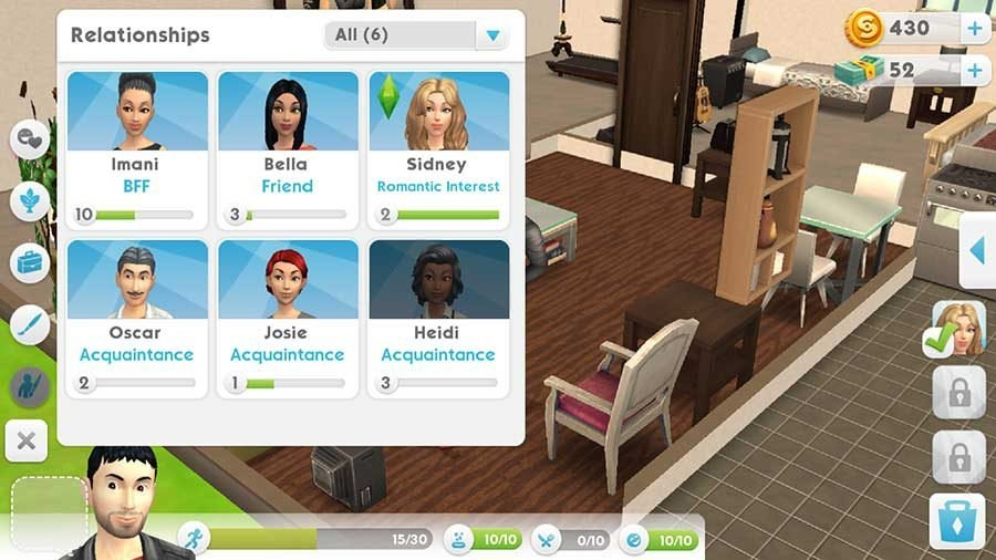 The Fastest Way To Build A Level 10 Friendship In The Sims Mobile