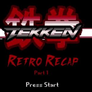 Tekken Gets 8-Bit Retro Recap