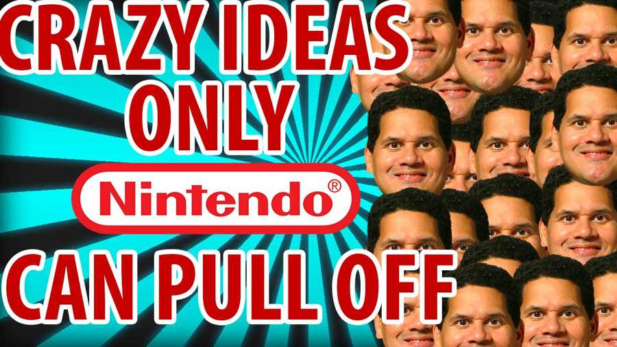 10 Crazy Ideas Only Nintendo Could Pull Off