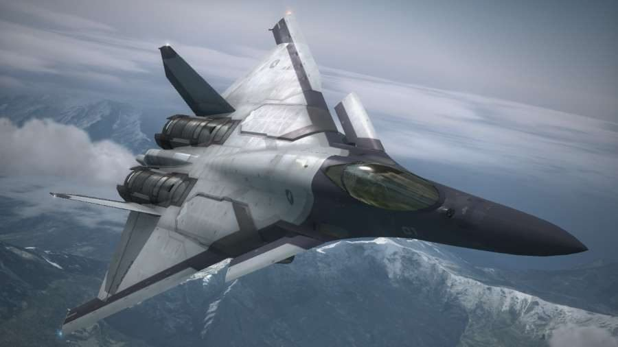 Ace Combat 7 - Gamers Heroes