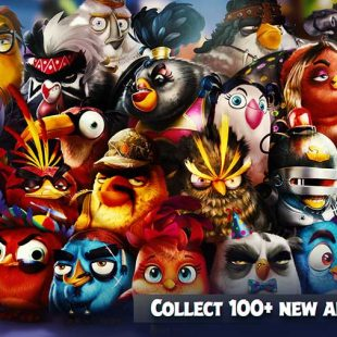 Angry Birds Evolution Birds Guide – List Of Birds