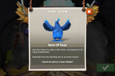 Angry Birds Evolution Shiny Birds Guide