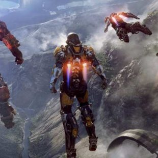 Anthem Gameplay Trailer Released