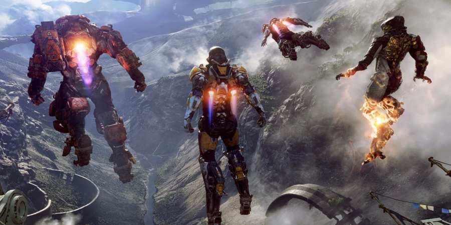 Anthem Gameplay Trailer Released