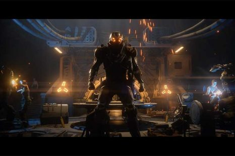 BioWare's Anthem Teased At EA's E3 Conference