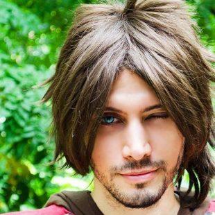 Cosplay Wednesday – Castlevania's Gabriel Belmont