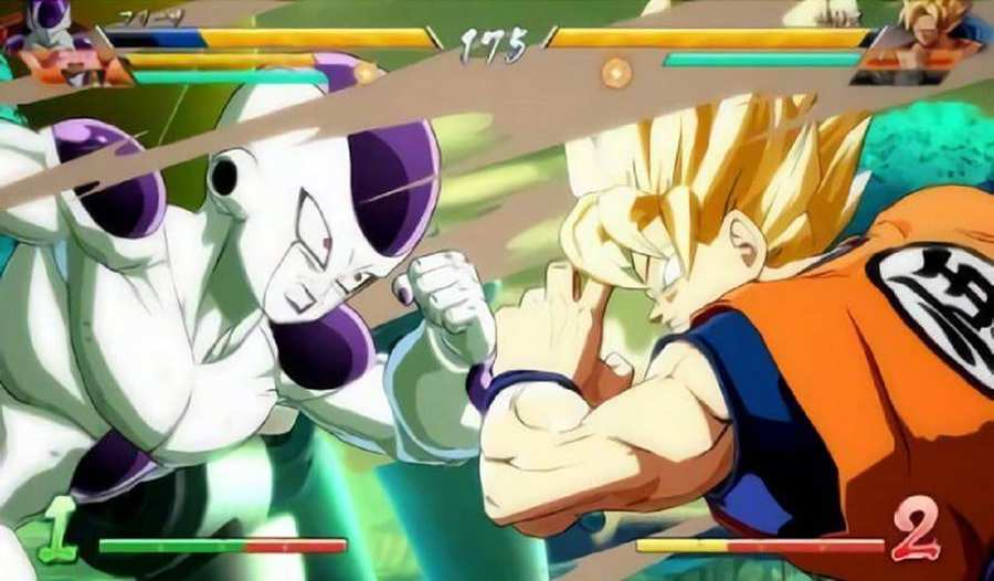 Dragon Ball FighterZ Announced