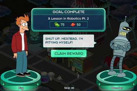 Futurama Worlds Of Tomorrow Character Recruitment Guide