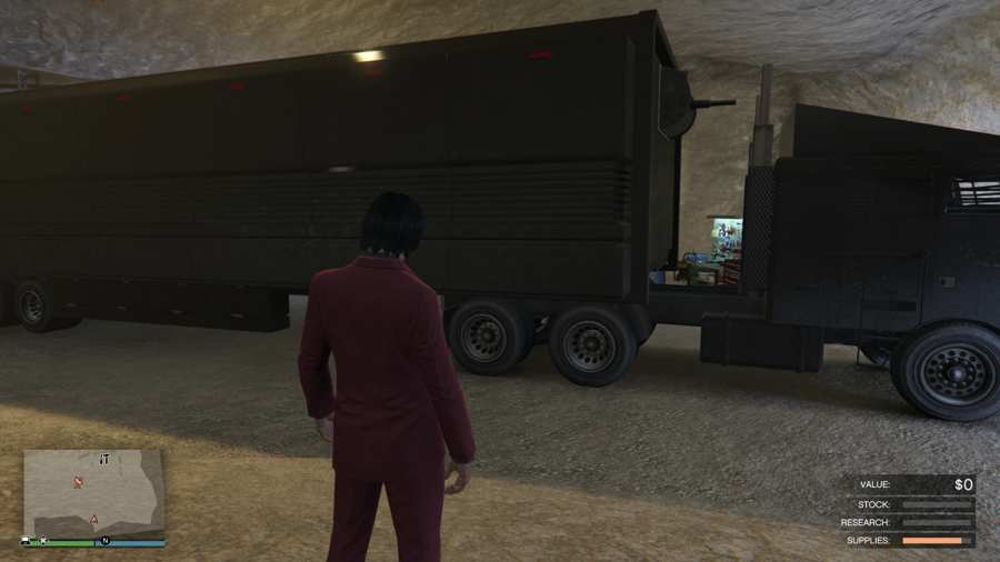 GTA Online Gun Running Update - What Does The Mobile Operations Center Do