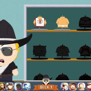 How To Change Outfits In South Park: Phone Destroyer