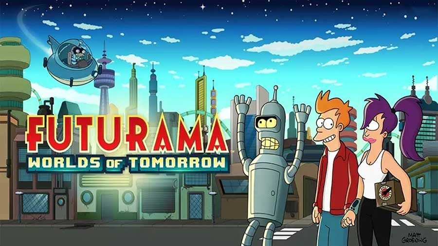 How To Get Free Pizza Slices In Futurama Worlds Of Tomorrow