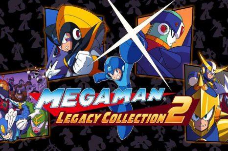 Mega Man Legacy Collection 2 Announced