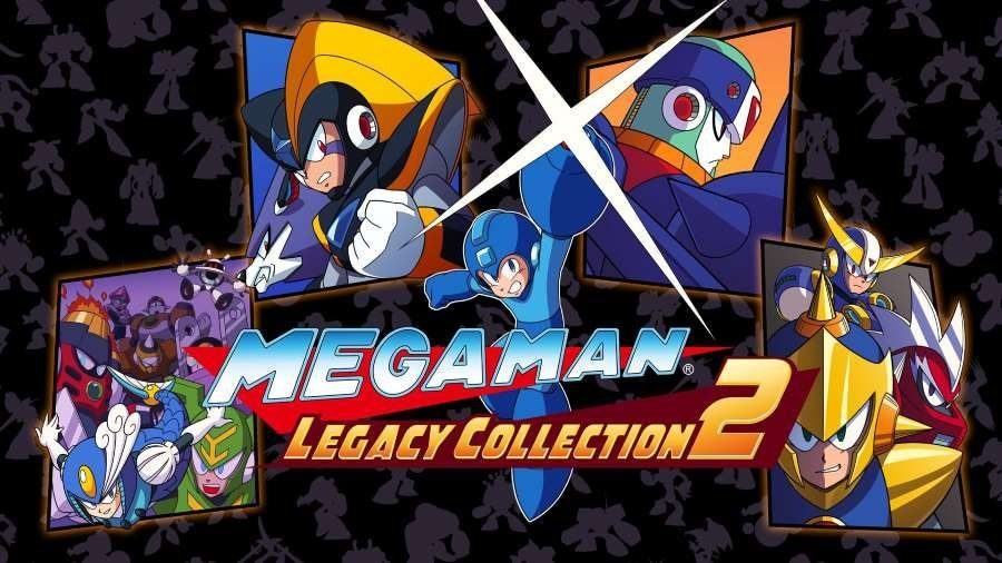 Mega Man Legacy Collection 2 - Gamers Heroes