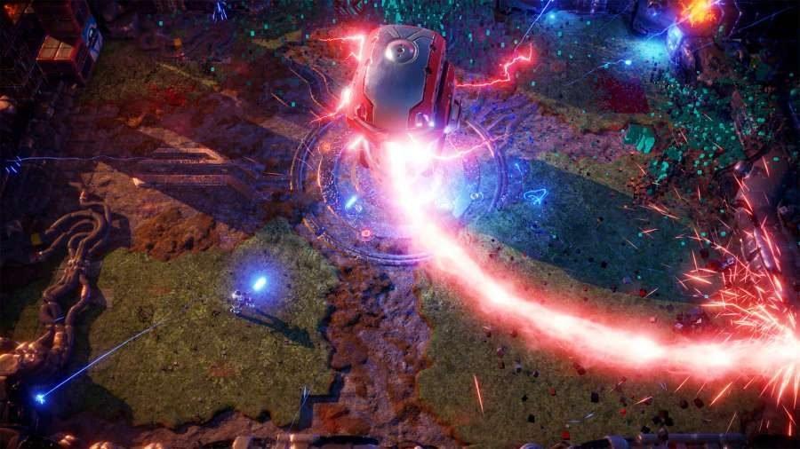 Nex Machina Review - Gamers Heroes