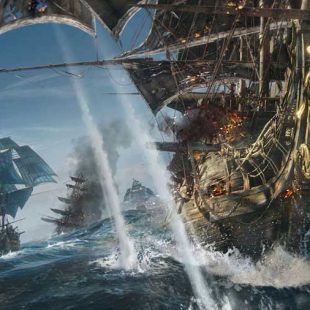 Ubisoft Announce Skull & Bones Pirate Game