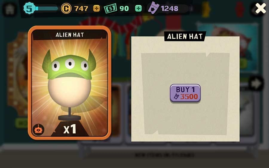 South Park Phone Destroyer Outfit Guide - Alien Hat
