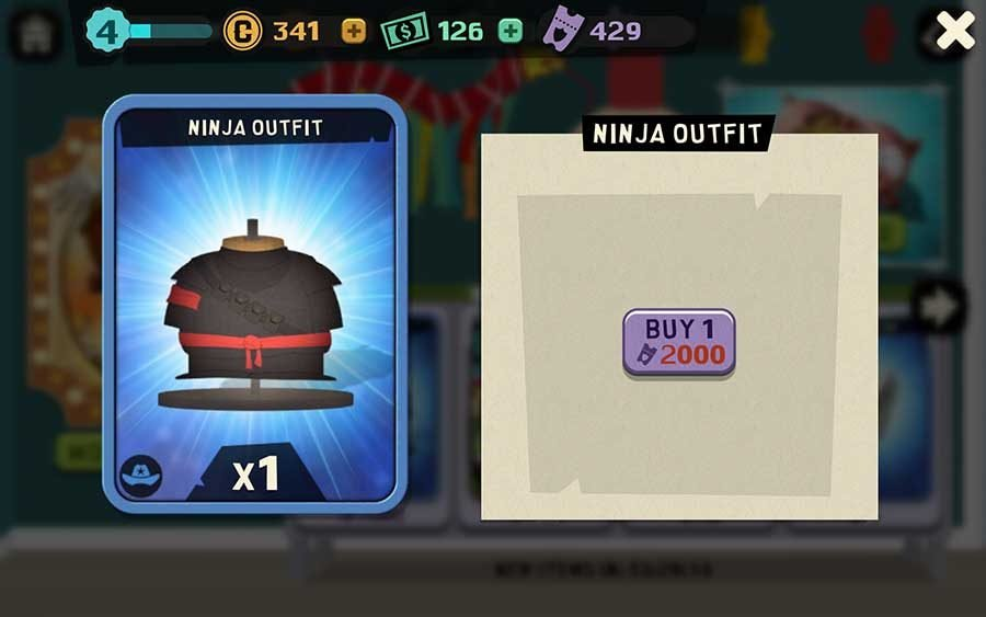 South Park Phone Destroyer Outfit Guide - Ninja Outfit