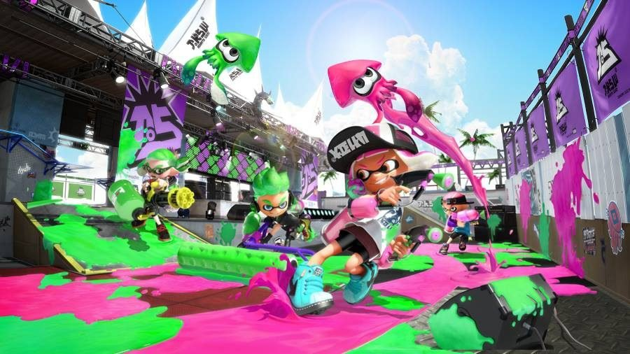 Splatoon 2 - Gamers Heroes