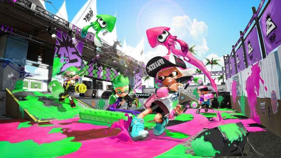 Nintendo Treehouse Shows Off Splatoon 2 Salmon Run And Single Player