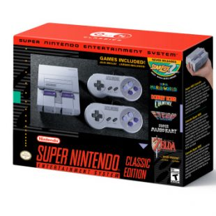 Super NES Classic Edition Coming This Fall