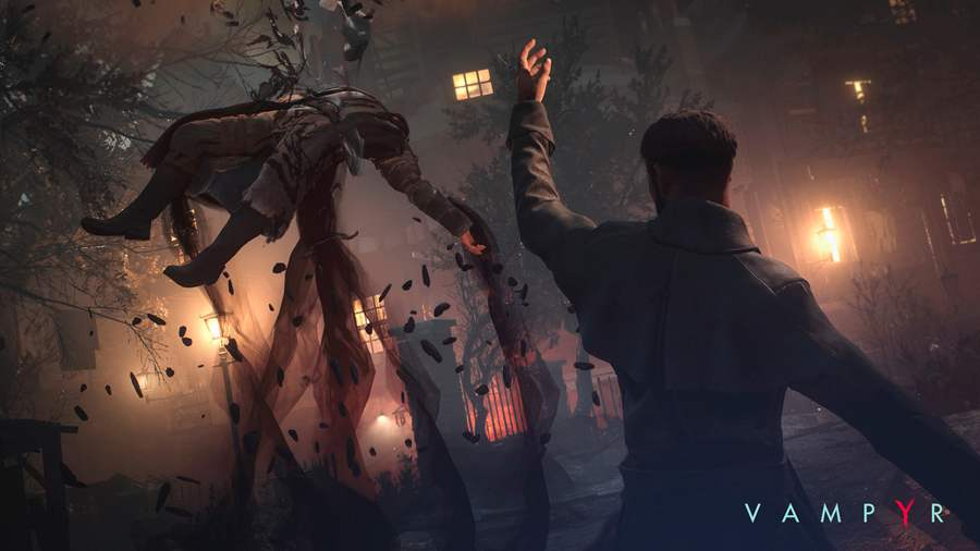 Vampyr E3 Trailer Released Early With Release Date