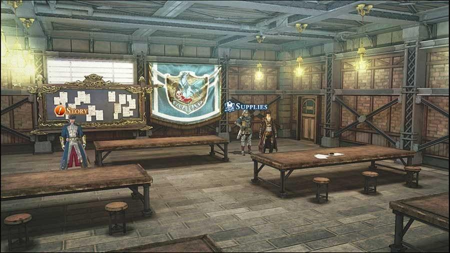 Where To Claim DLC Pre-Order Items In Valkyria Revolution