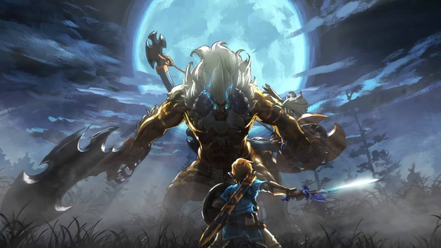 Zelda Breath Of The Wild The Master Trials DLC Review
